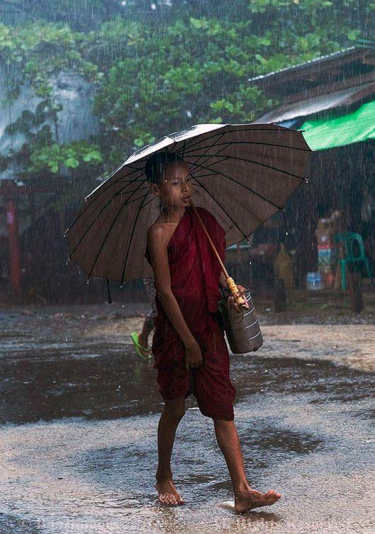 5ec3f55c77914dd37fe7f3f1f318e04e--buddhist-monk-rain-drops
